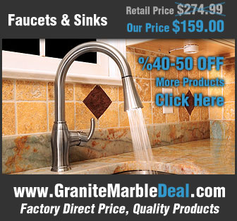 Faucets Sinks